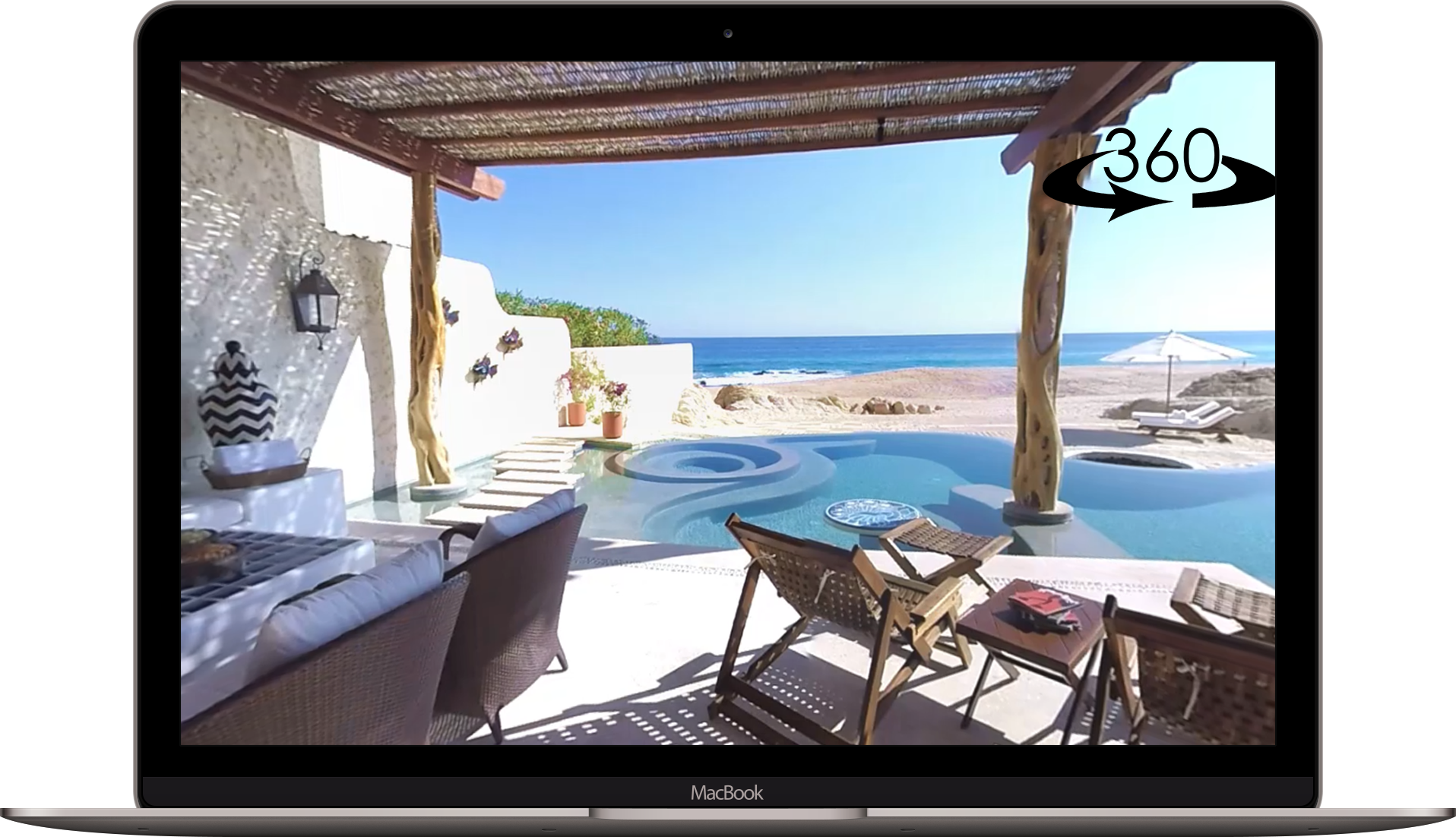 360 Video on Macbook/laptops